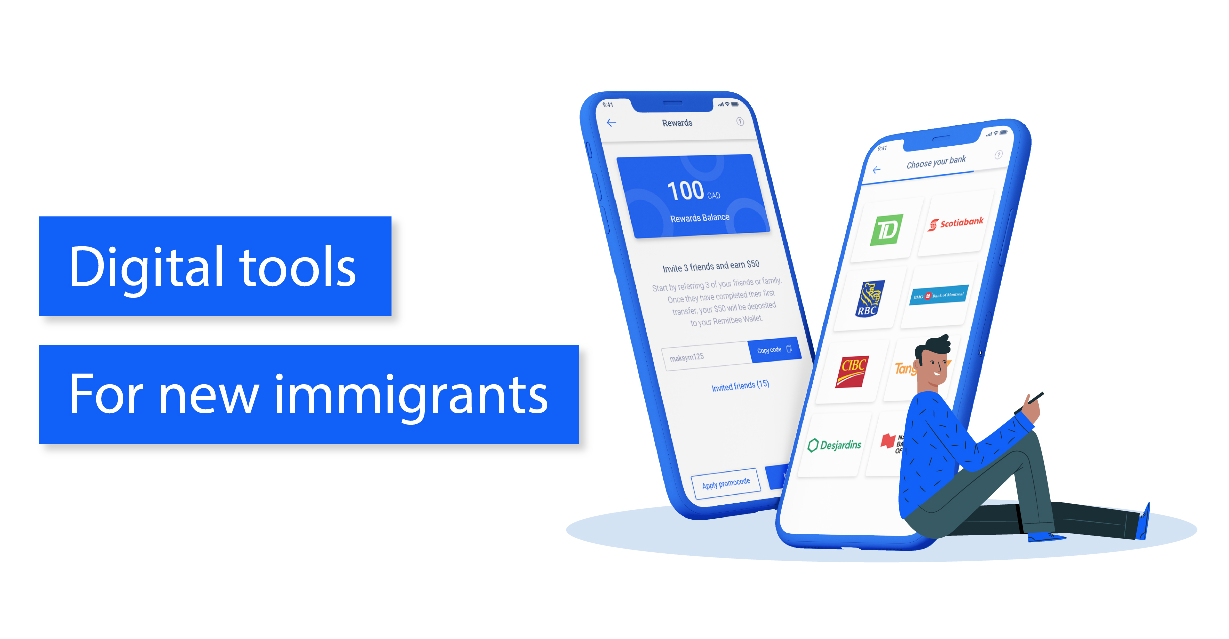Digital Sources, Tools & Apps To Help Immigrants Settle In Canada