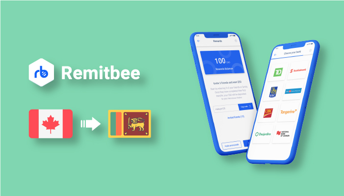 How To Use The Remitbee App To Transfer Money From Canada To Sri Lanka