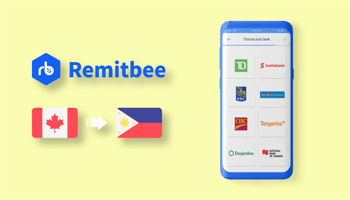 How To Use The Remitbee App To Transfer Money From Canada To The Philippines
